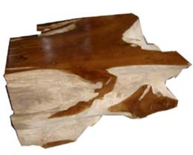 Teak Root Coffe Table