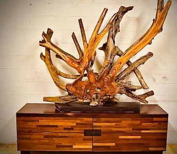 natural wood art
